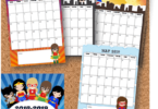 super-hero-printable-calendar