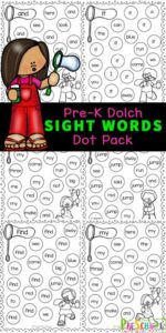 sight word worksheets free