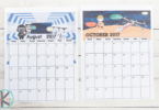FREE Star Wars Printable Calendar