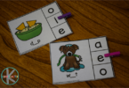 FREE Vowel Clip Cards