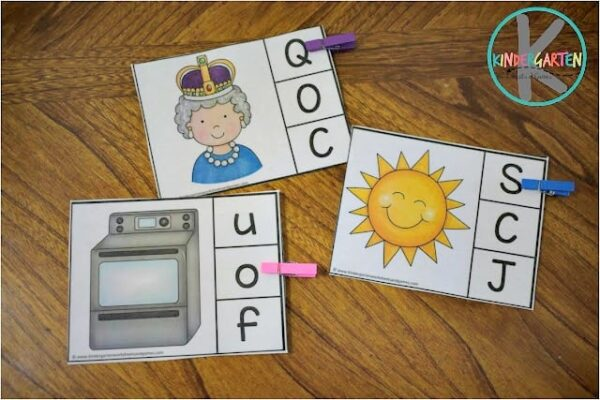 Free beginning sounds games