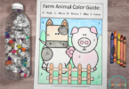 Farm Animal ABC Search