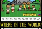 FREE Around the World Count to 100 Puzzles
