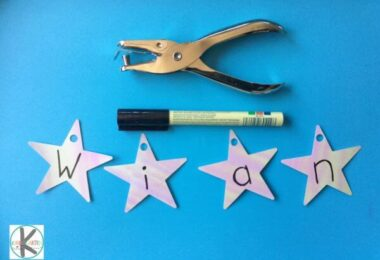 Twinkle Twinkle Little Star Name Recognition Activity