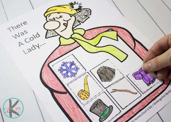 FREE Cut & Paste Sequencing Activity