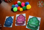 FREE Pearl Color Matching Activity