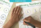 Missing-Numbers-Worksheets