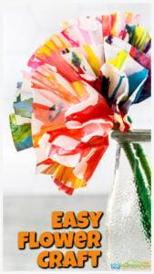 Easy Flower Craft
