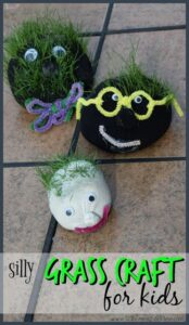 grass head craft