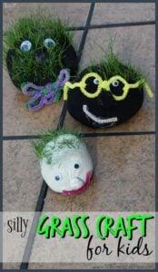 grass head craft