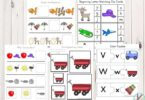 FREE Alphabet Printable Pack
