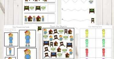Goldilocks-and-the-Three-Bears-Worksheets