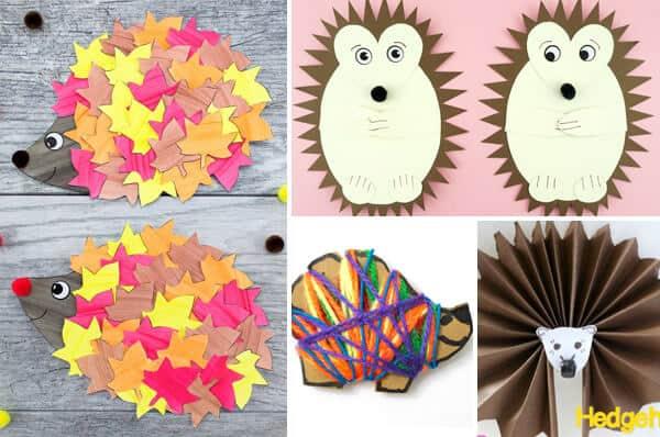 hedgehog-crafts-for-kids