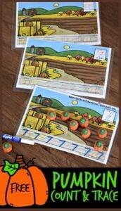 pumpkin-count-and-trace-kindergarten-math