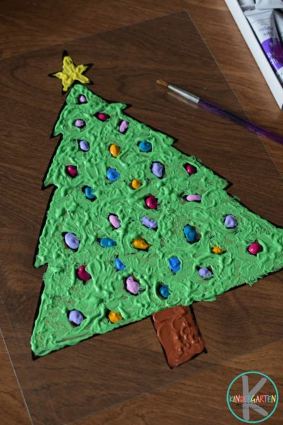 cute-Christmas-tree-craft-for-kids