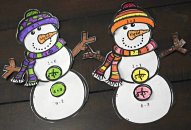 cute-snowman-Christmas-learning