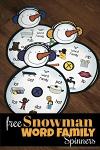 free-snowman-word-family-spinners