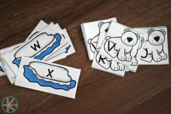 polar-bear-theme-educational-activity