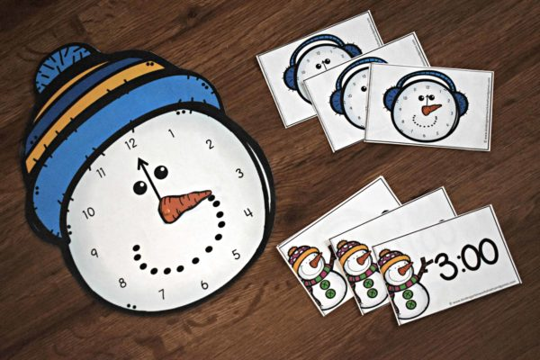 telling-time-activity-free