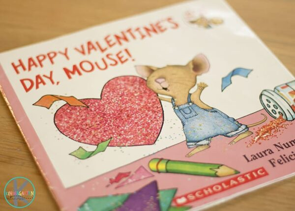 Happy Valentine's Day, Mouse! Book