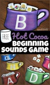 hot chocolate beginning sounds game