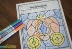 cinderella-princess-worksheets