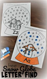 free-snow-globe-letter-find-worksheets