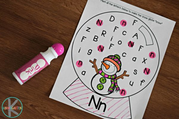 free-snowman-alphabet-worksheets