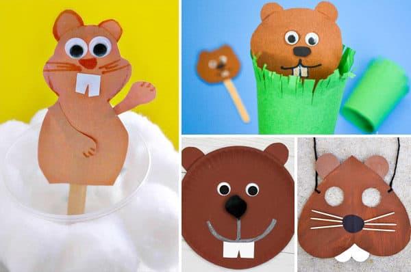 groundhog-crafts