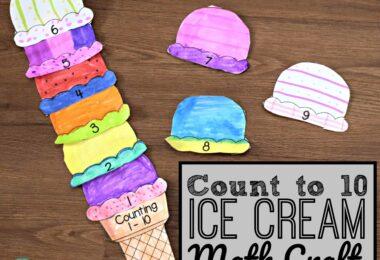 Count-to-10-Ice-Cream-Craft
