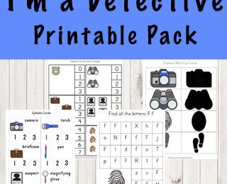 Detective-Printable-Pack-a