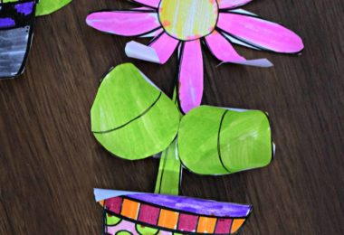 flower-shape-activity