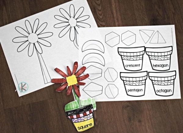 flower-shape-craft-preschool