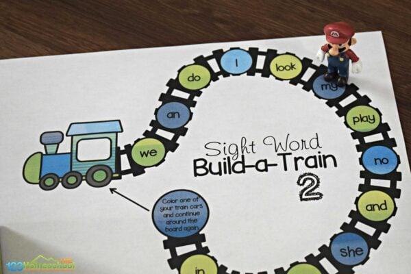kindergarten-sight-words