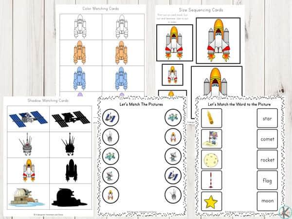 space-travel-printable-pack