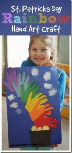 st patricks day crafts for preschoolers