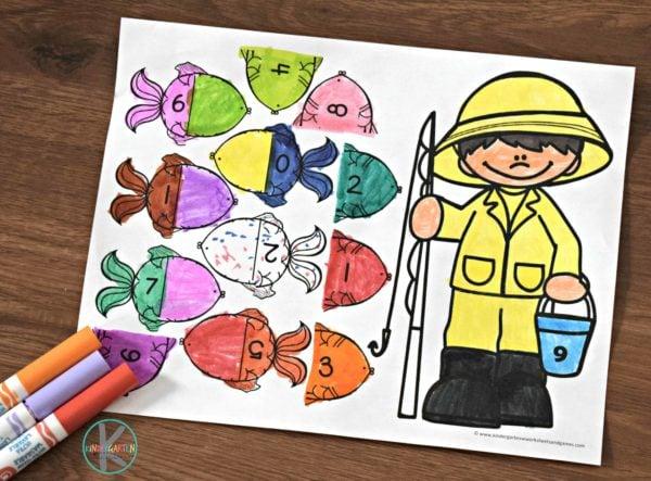 summer-kindergarten-math