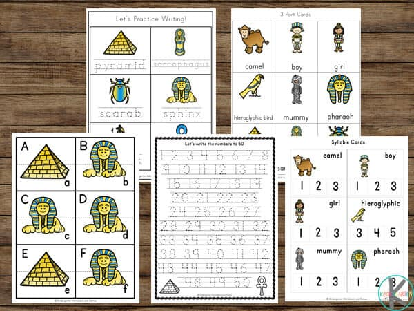 photo relating to Ancient Egypt Printable Worksheets identify Cost-free Historical Egypt for Small children Worksheets Kindergarten