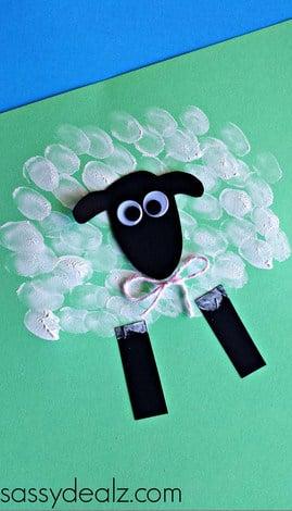 a-through-z-fingerprint-craft-sheep