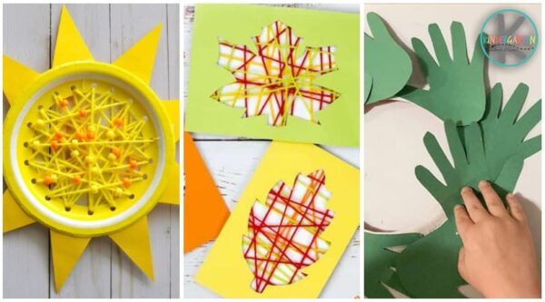 crafts for kindergarten
