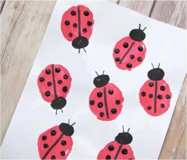 ladybug-alphabet-fingerprint-crafts