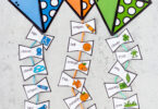 Color Match Activity for Kindergarten
