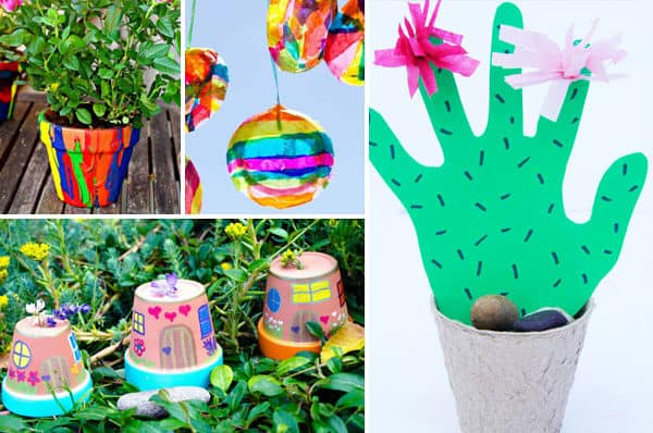 More Fabulous May Crafts For Kids