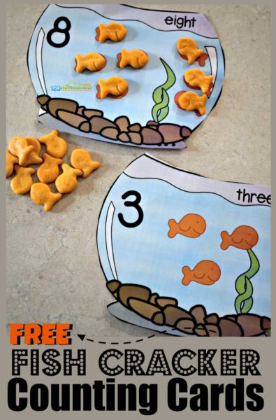 Goldfish Counting cards