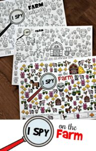 Farm I Spy Games