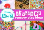 So many fun kindergarten games to help kids learn the alphabet letters while having fun