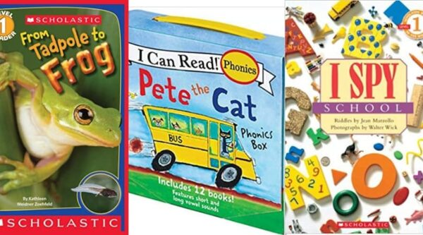 kindergarten reading books you will want to check out