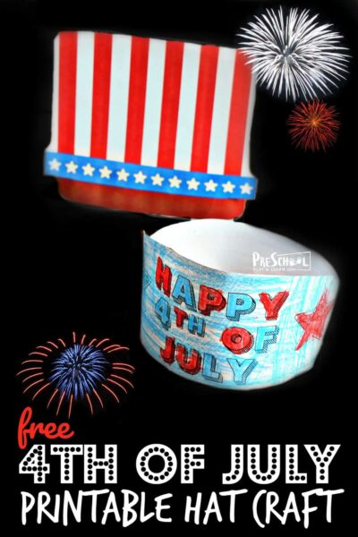 FREE 4th of July Hat
