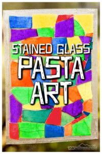 pasta art
