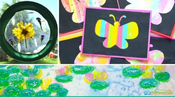 Super cute art projects for kindergarten